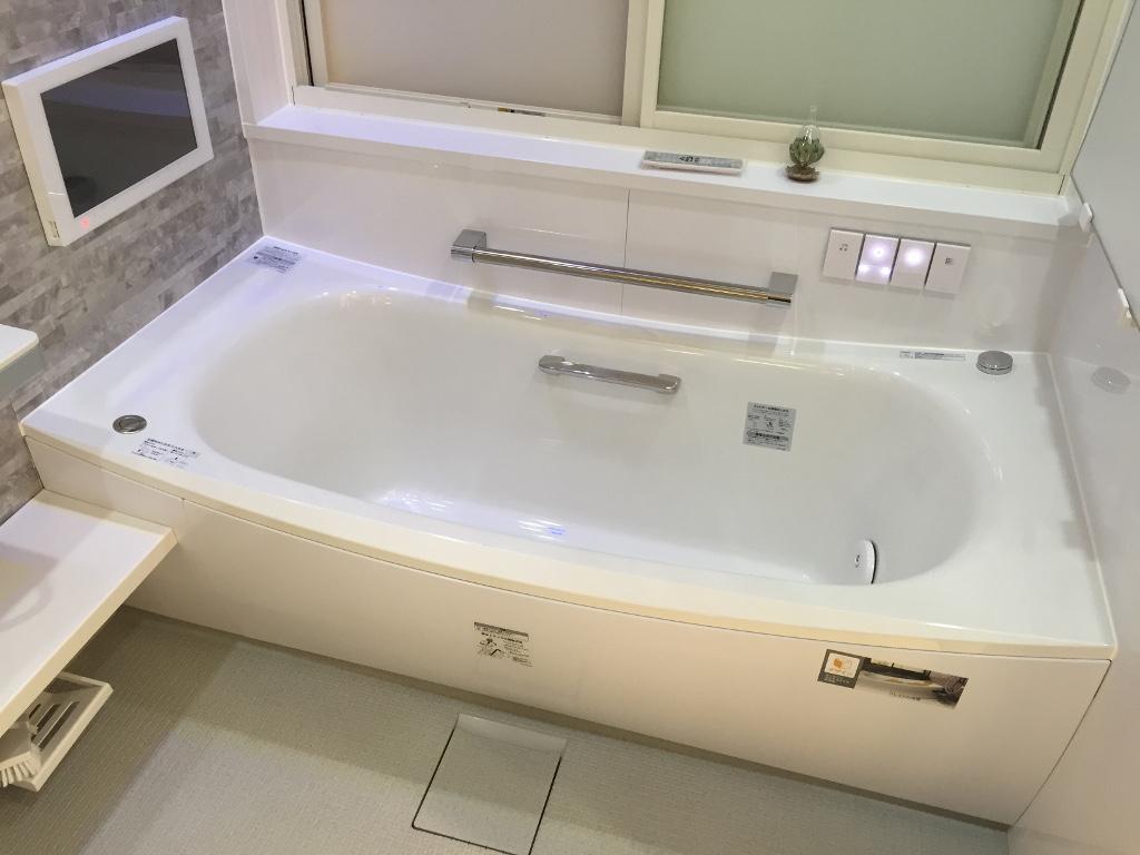 クレイドル浴槽(1)
