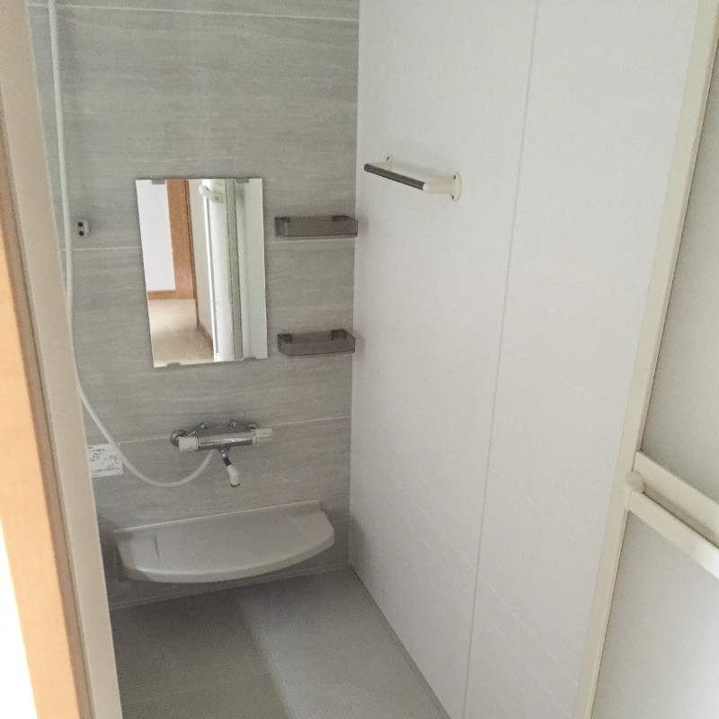 旧居バスルーム