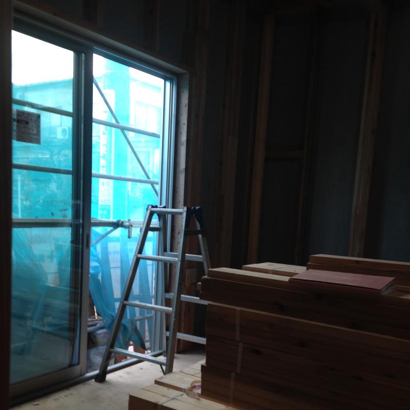 2016/01/07 LDK掃き出し窓