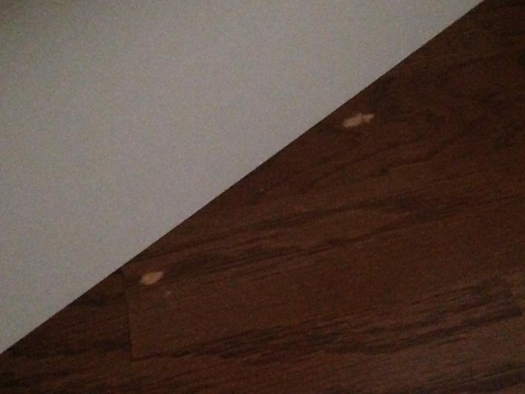 階段の傷 (2)